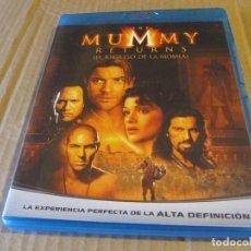 Cine: THE MUMMY RETURNS (EL REGRESO DE LA MOMIA). Lote 242860825