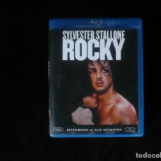 Cine: ROCKY - SYLVESTER STALLONE - BLURAY COMO NUEVO. Lote 244415575