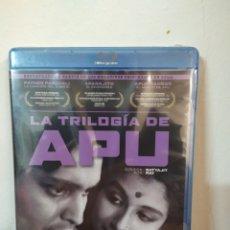Cine: LA TRILOGÍA DE APU. Lote 244588985