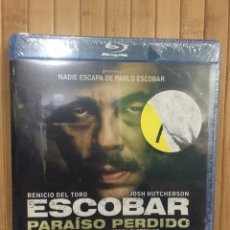 Cinema: ESCOBAR PARAÍSO PERDIDO BLURAY - PRECINTADO -. Lote 244592805