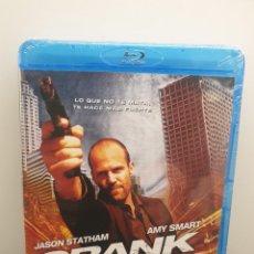 Cine: CRANK VENENO EN LA SANGRE. BLU-RAY 1080P. PRECINTADO, NUEVO. JASON STATHAM, AMY SMART. Lote 244627385