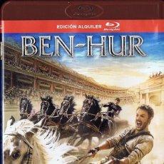 Cine: BEN HUR ( EDICIÓN ALQUILER) BLU - RAY. Lote 244825355