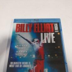 Cine: BRS 47 BILLY ELLIOT LIVE EL MUSICAL -BLURAY SEGUNDA MANO. Lote 245069525