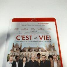 Cine: BRS 47 C'EST LA VIE -BLURAY SEGUNDA MANO. Lote 245070205