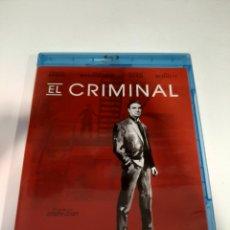 Cine: BRS 47 EL CRIMINAL -BLURAY SEGUNDA MANO. Lote 245070360