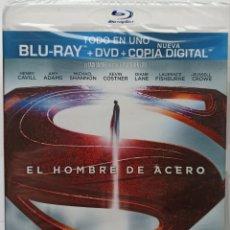 Cine: EL HOMBRE DE ACERO.. Lote 245094495