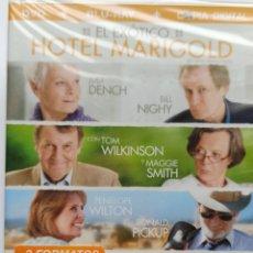 Cine: EL EXOTICO HOTEL MARIGOLD.. Lote 245102975
