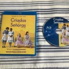 Cine: CRIADAS Y SEÑORAS BLURAY. Lote 245118700