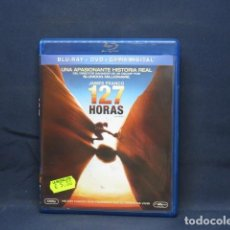 Cine: 127 HORAS - BLU RAY + DVD + COPIA DIGITAL. Lote 245275440