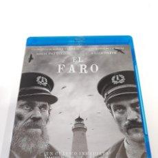 Cinéma: BRS 52 EL FARO -BLURAY SEGUNDA MANO. Lote 245359510