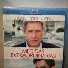 Cine: MEDIDAS EXTRAORDINARIAS BLURAY HARRISON FORD. Lote 245376515