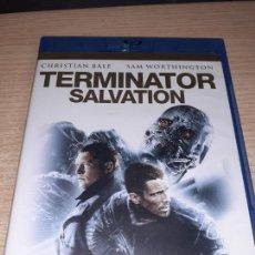Cine: TERMINATOR SALVATION BLU-RAY. Lote 245428125