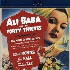 Cine: EUREKA!: ALI BABA AND THE FORTY THIEVES (ALI BABÁ Y LOS 40 LADRONES) EDICIÓN UK. Lote 246174195