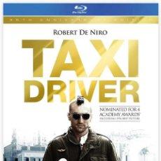Cine: TAXI DRIVER. DESCATALAGODA. EDICIÓN UK EN CASTELLANO.. Lote 246174375