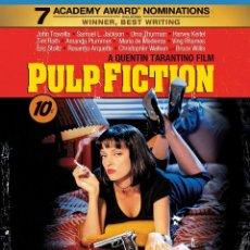 Cine: PULP FICTION. EDICIÓN USA CON 6 HORAS DE EXTRAS. REGIÓN A.. Lote 246187140