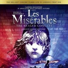 Cine: LES MISERABLES MIZ ROCKS. EL MUSICAL EN VERSIÓN TEATRAL DE 2019.. Lote 246191180