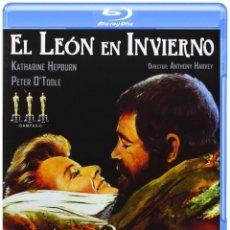 Cine: EL LEÓN EN INVIERNO.(1968). Lote 246191950