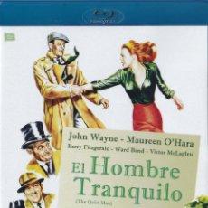 Cine: EL HOMBRE TRANQUILO. (1953). Lote 246192320