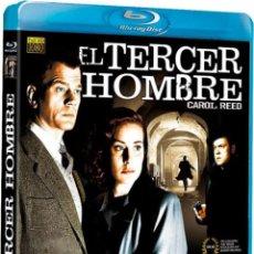 Cine: EL TERCER HOMBRE (BLU-RAY) (THE THIRD MAN). Lote 246527185