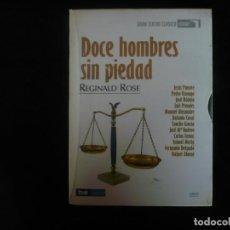 Cine: DOCE HOMBRES SIN PIEDAD - DVD NUEVO PRACINTADO, EN EL LOMO LE FALTA EL PRECINTO. Lote 246532740
