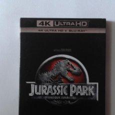 Cine: JURASSIC PARK - 4K - ULTRA HD - + BLU-RAY. Lote 246588355