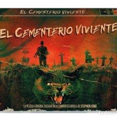 Cine: EL CEMENTERIO VIVIENTE [BLU-RAY] NUEVA Y PRECINTADA. Lote 247565220