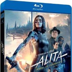 Cine: ALITA: ANGEL DE COMBATE [BLU-RAY] NUEVA Y PRECINTADA. Lote 247640410