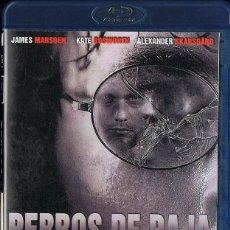 Cine: PERROS DE PAJA JAMES MARSDEN ( BLU - RAY). Lote 248281410
