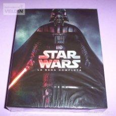 Cine: STAR WARS EPISODIOS I II III IV V VI EN BLU-RAY PACK NUEVO Y PRECINTADO. Lote 251025990