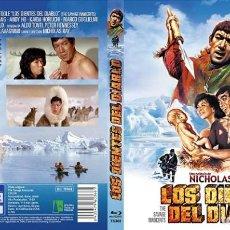 Cine: LOS DIENTES DEL DIABLO - NICHOLAS RAY. Lote 251623165
