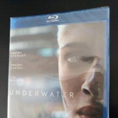 Cine: UNDERWATER BLU-RAY - KRISTEN STEWART. Lote 252932195