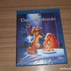 Cine: LA DAMA Y EL VAGABUNDO DISNEY BLU-RAY DISC NUEVO PRECINTADO. Lote 253639445