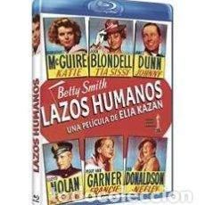 Cine: LAZOS HUMANOS (DOROTHY MCGUIRE, LLOYD NOLAN, JAMES DUNN) - BLURAY NUEVO Y PRECINTADO. Lote 288920728