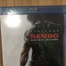Cine: JOHN RAMBO VUELTA AL INFIERNO BLURAY - PRECINTADO -. Lote 254622230