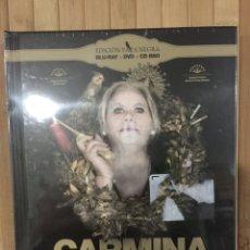 Cine: CARMINA Y AMEN BLURAY + DVD + CD BSO ( DIGIBOOK) - PRECINTADO -. Lote 254622620