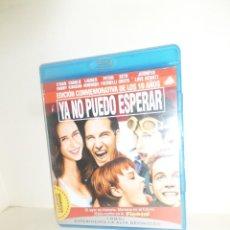 Cine: YA NO PUEDO ESPERAR - ETHAN EMBRY - BLU-RAY / BLURAY - DISPONGO DE MAS BLU-RAYS. Lote 254900390