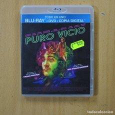 Cinema: PURO VICIO - BLURAY + DVD. Lote 255927510