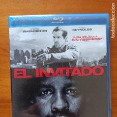 Cine: BLU-RAY EL INVITADO - DENZEL WASHINGTON, RYAN REYNOLDS (5H). Lote 256021330