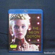 Cine: THE NEON DEMON - BLU RAY. Lote 256022160