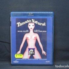 Cine: TAMAÑO NATURAL - BLU RAY. Lote 256022475