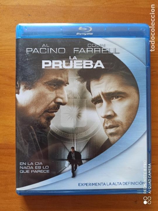 BLU-RAY LA PRUEBA - AL PACINO, COLIN FARRELL (5I) (Cine - Películas - Blu-Ray Disc)