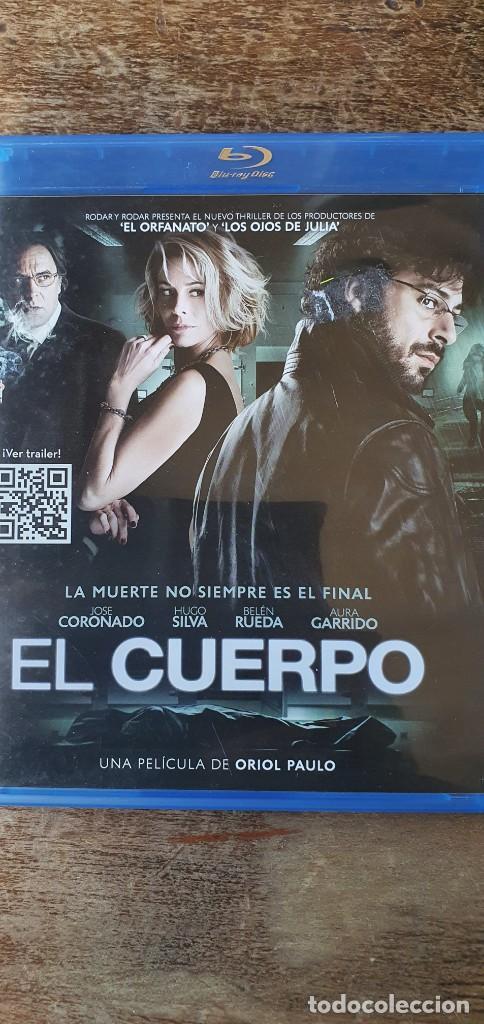 EL CUERPO. BLURAY. JOSE CORONADO, BELEN RUEDA, HUGO SILVA, AURA GARRIDO (Cine - Películas - Blu-Ray Disc)