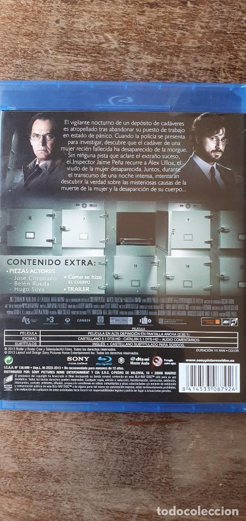 Cine: EL CUERPO. BLURAY. JOSE CORONADO, BELEN RUEDA, HUGO SILVA, AURA GARRIDO - Foto 2 - 256031965