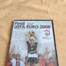 Cine: G-71 DVD NUEVO PRECINTADO FINAL UEFA EURO 2008 ESPAÑA ALEMANIA. Lote 257286180