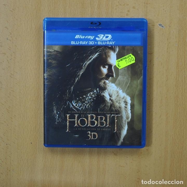 EL HOBBIT LA DESOLACION DE SMAUG 3D - BLURAY (Cine - Películas - Blu-Ray Disc)