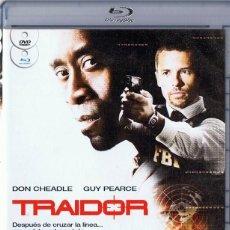 Cine: TRAIDOR SON CHEADLE & GUY PEARCE ( DVD + BLURAY). Lote 257860105
