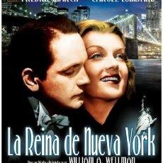 Cine: LA REINA DE NUEVA YORK - WILLIAM A. WELLMAN. Lote 261302675