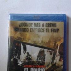Cine: EL DIARIO DE LOS MUERTOS - BLU-RAY NUEVO PRECINTADO. Lote 262044525