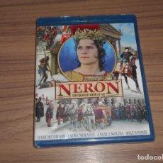 Cine: NERON EMPERADOR DE ROMA BLU-RAY DISC NUEVO PRECINTADO. Lote 262361815