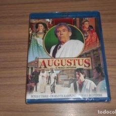Cinéma: AUGUSTUS EL PRIMER EMPERADOR BLU-RAY DISC PETER O'TOOLE NUEVO PRECINTADO. Lote 262361930